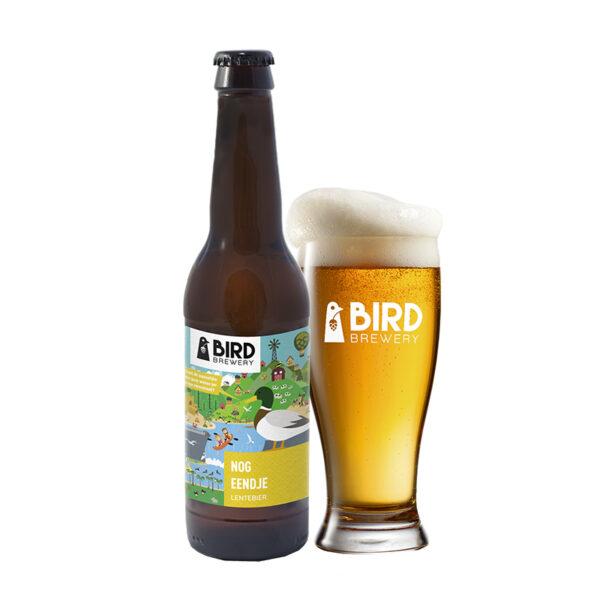 Bird Nog Eendje Fles 33 Cl.