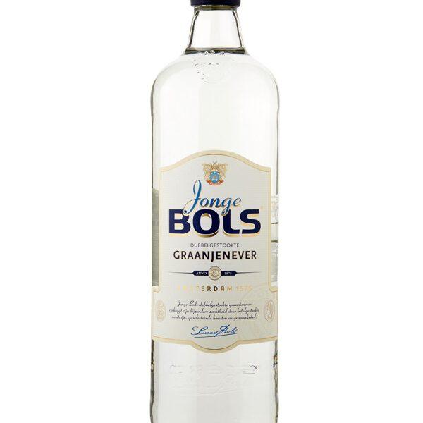 Bols Jonge Graanjenever Fles 1 Liter