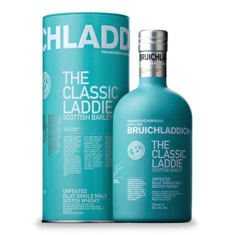 Bruichladdich The Classic Laddie Islay Single Malt Scotch Whisky Fles 70 Cl.