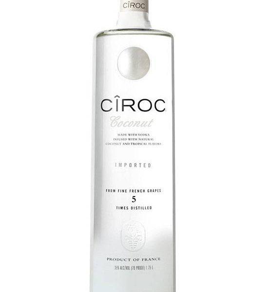 Ciroc Coconut Vodka Fles 70 Cl.