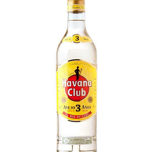 Havana Club 3 Años