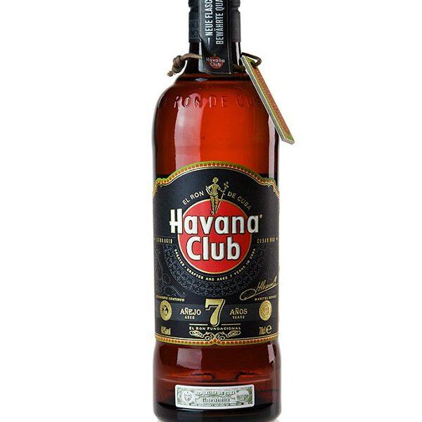 Havana Club Cuba Rum 7 Años Fles 70 Cl.