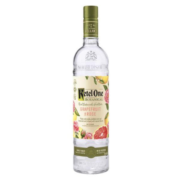 Ketel One Grapefruit & Rose Vodka Fles 70 Cl.