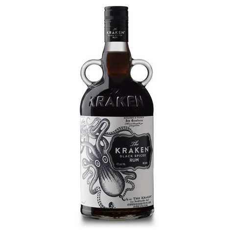 Kraken Spiced Rum Fles 70 Cl.