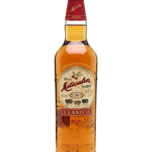 Matusalem Clasico Rum Fles 70 Cl.