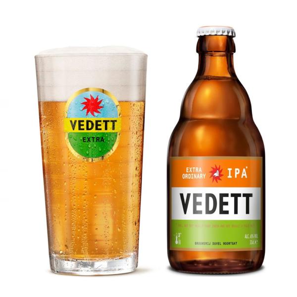 Vedett Extra IPA Fles 33 Cl.
