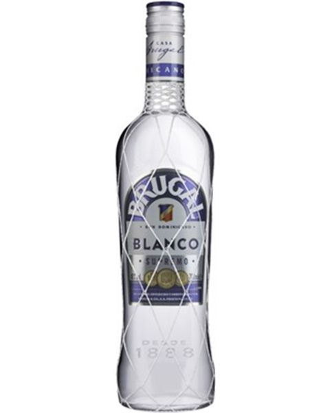 Brugal Blanco Especial Rum Fles 70 Cl.