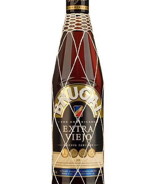 Brugal Extra Viejo Rum Fles 70 Cl.