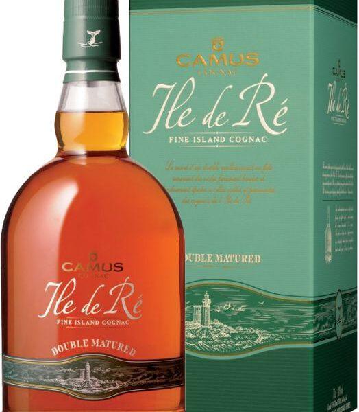 Camus Ile De Re Double Matured Fine Island Cognac Fles 70 Cl.