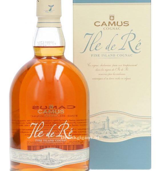 Camus Ile De Re Fine Island Cognac Fles 70 Cl.