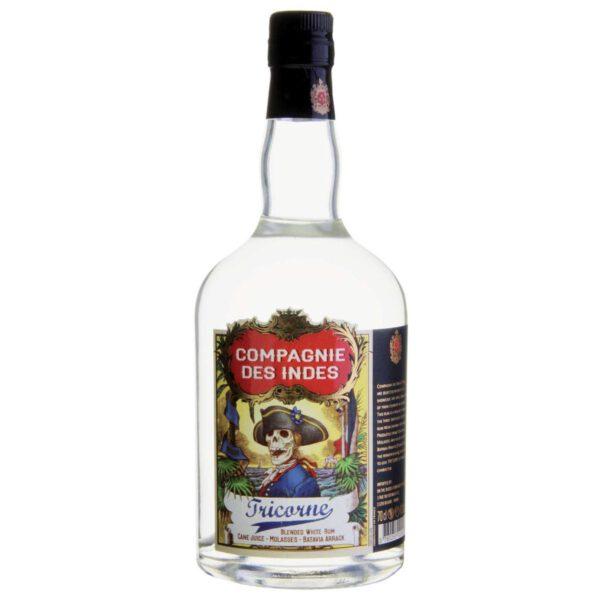Compagnie Des Indes Tricorne Rum Fles 70 Cl.
