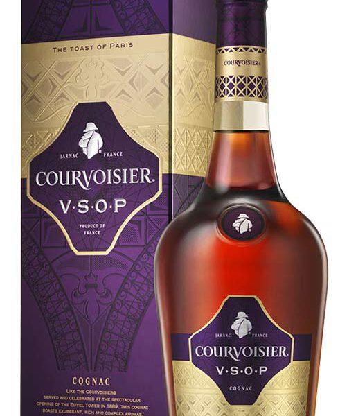 Courvoisier VSOP Cognac Fles 70 Cl.