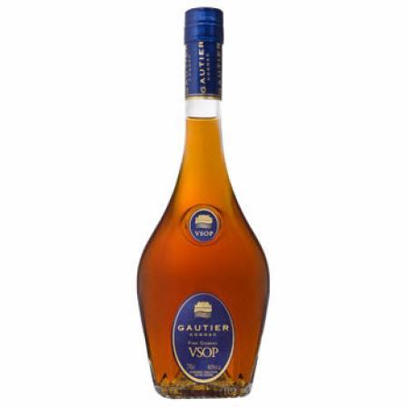 Gautier VSOP Cognac Fles 70 Cl.
