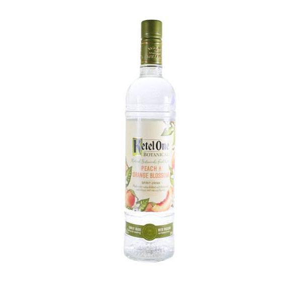 Ketel One Peach & Orange Blossom Vodka Fles 70 Cl.