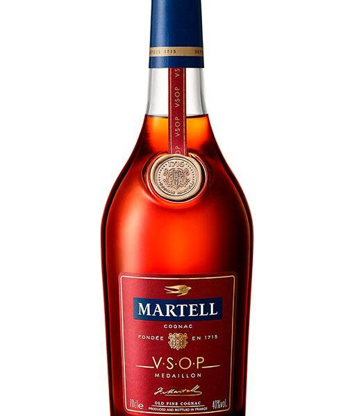 Martell VSOP Cognac Fles 70 Cl.